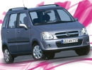 Opel Agila air condition